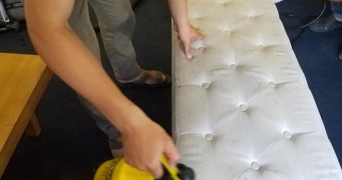 Giặt ghế sofa tại Trung Nguyên Legend - 153 Hùng Vương, Q.5
